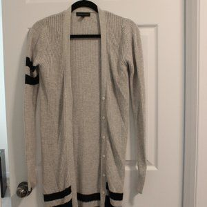 Banana Republic Grey Cardigan, Size S